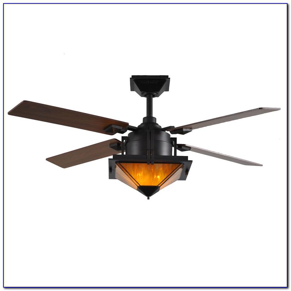 Eastview Aged Bronze Ceiling Fan