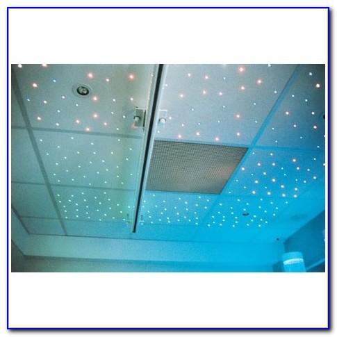 Fiber Optic Ceiling Tiles