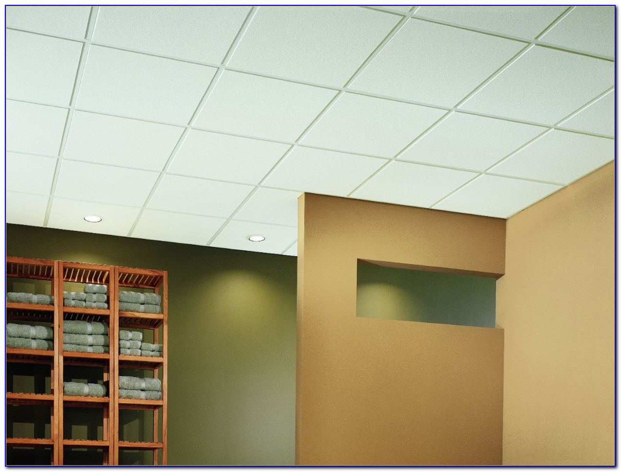 Fire Rated Ceiling Tiles