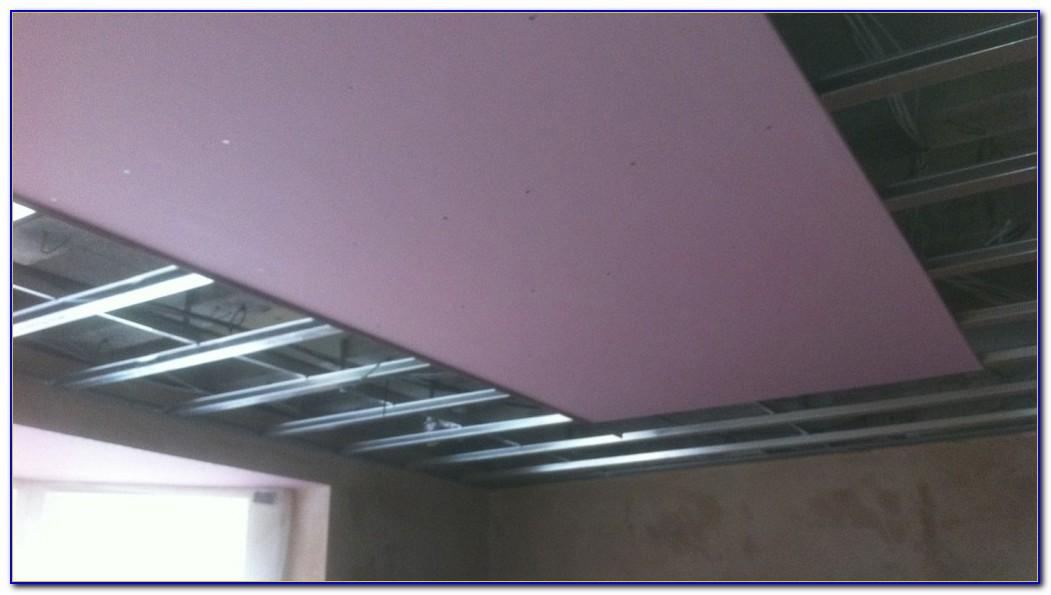 Fire Rated Drop Ceilings