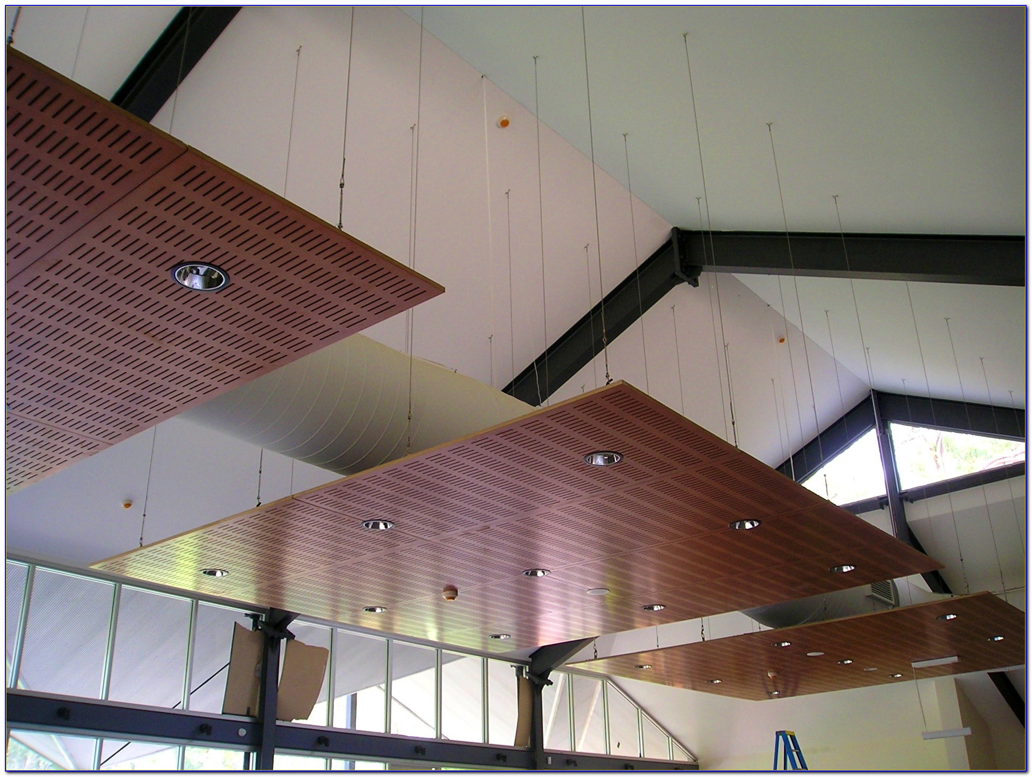 Fire Rated Suspended Ceiling Assemblies
