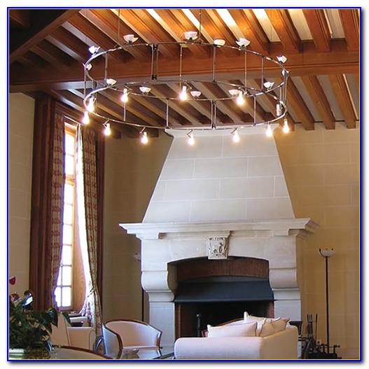 Flexible Track Lighting Sloped Ceiling