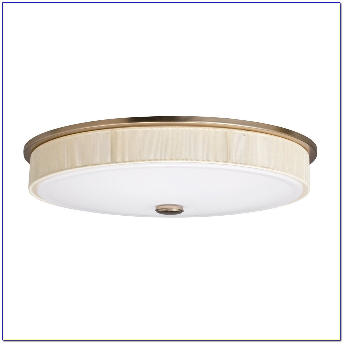 Fluorescent Flush Mount Ceiling Light
