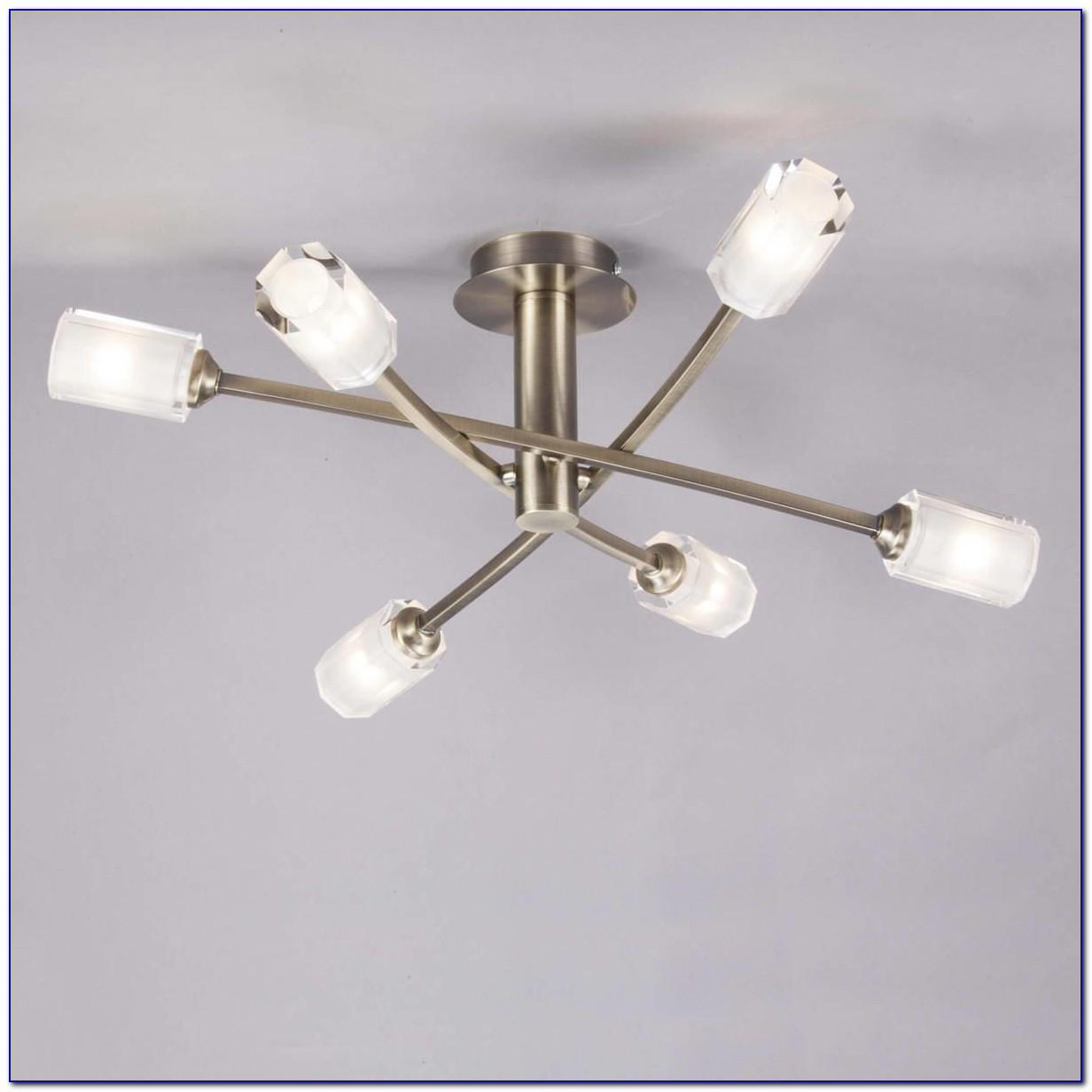 Flush Ceiling Lights For Hallway