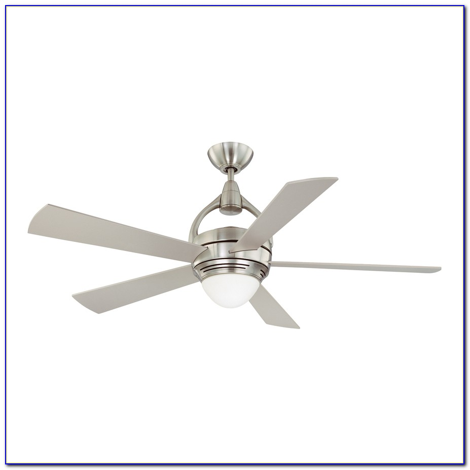Flush Mount Ceiling Fan No Light