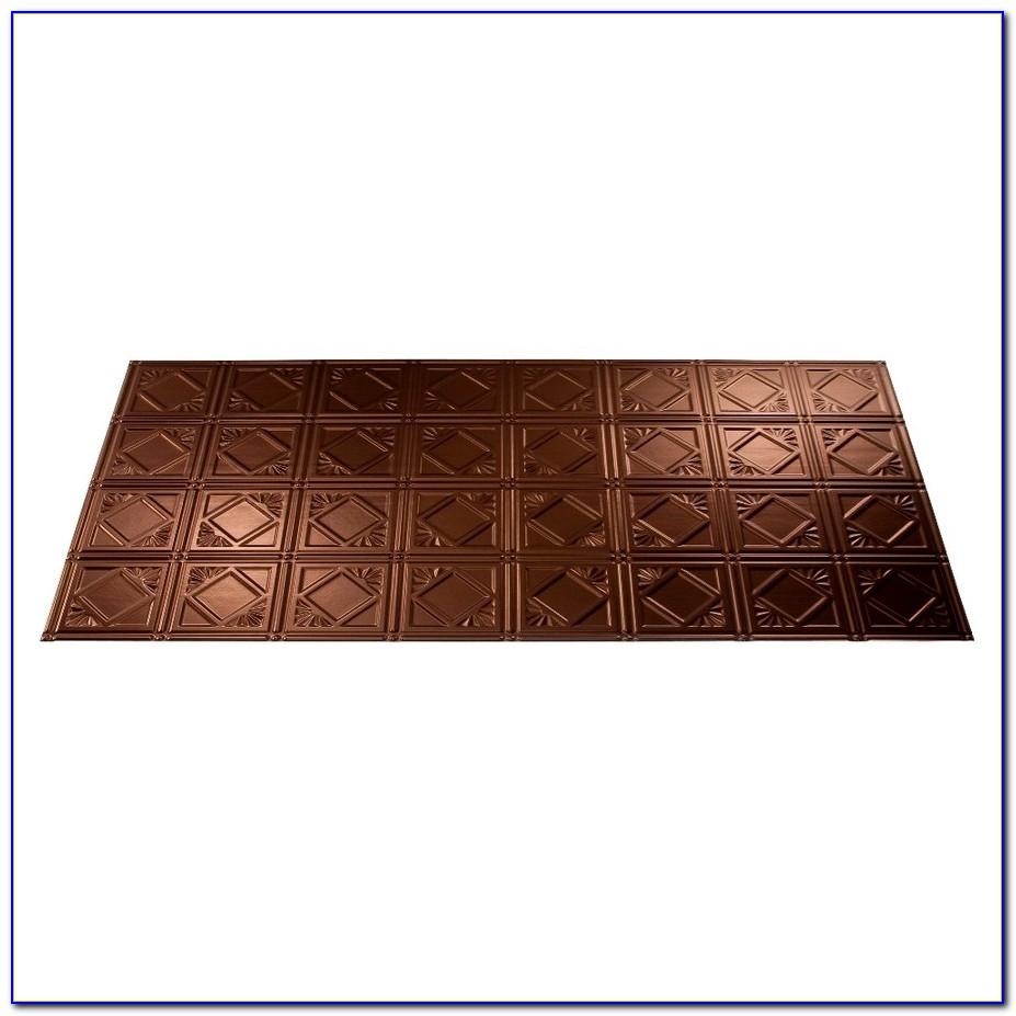 Flush Mount Drop Ceiling Tiles