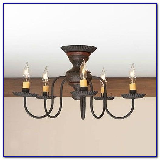 Flush Mount Kitchen Ceiling Lighting