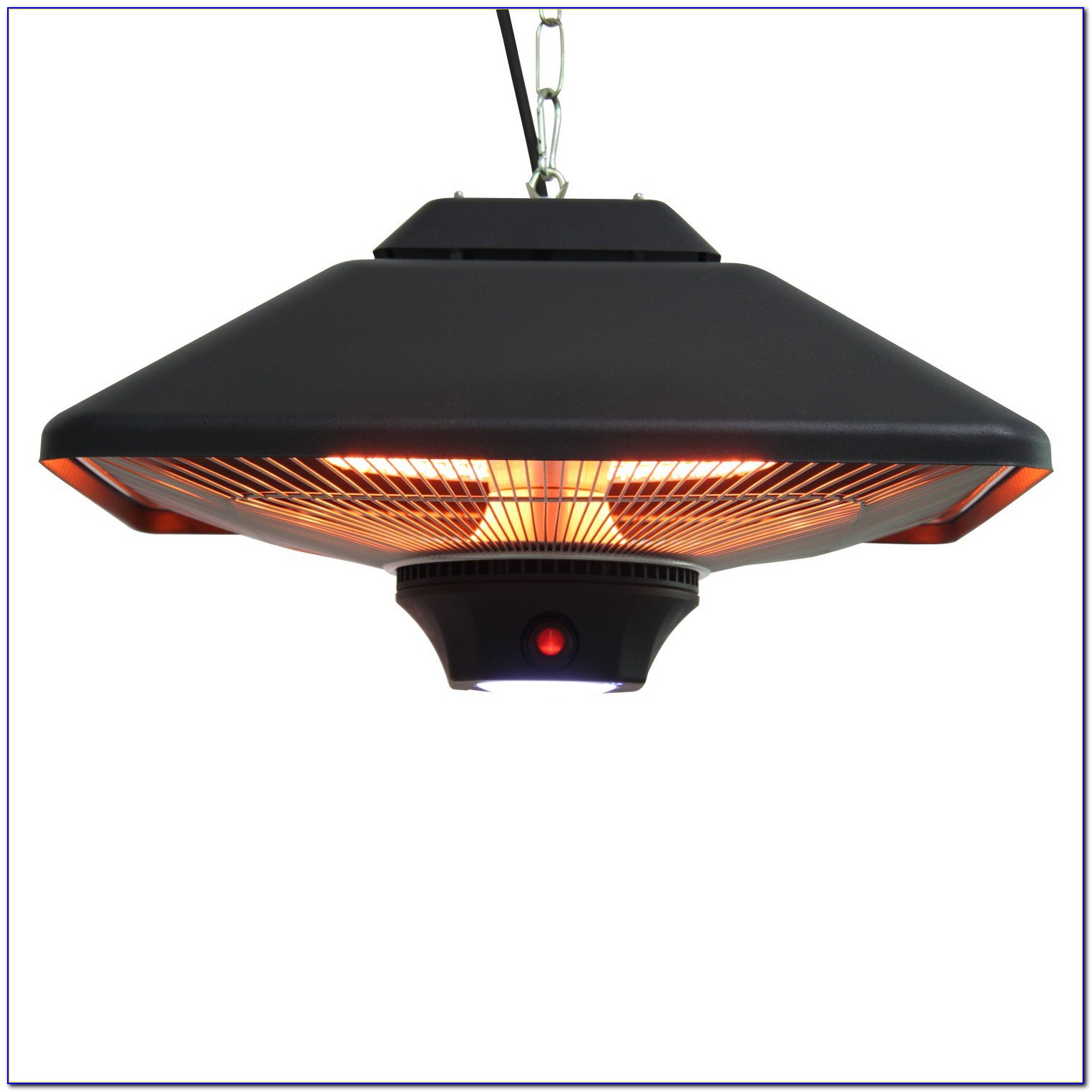 Flush Mounted Outdoor Ceiling Heaters