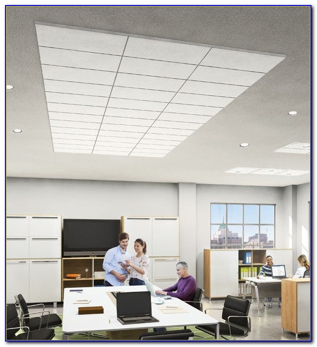 Glue On Acoustical Ceiling Panels