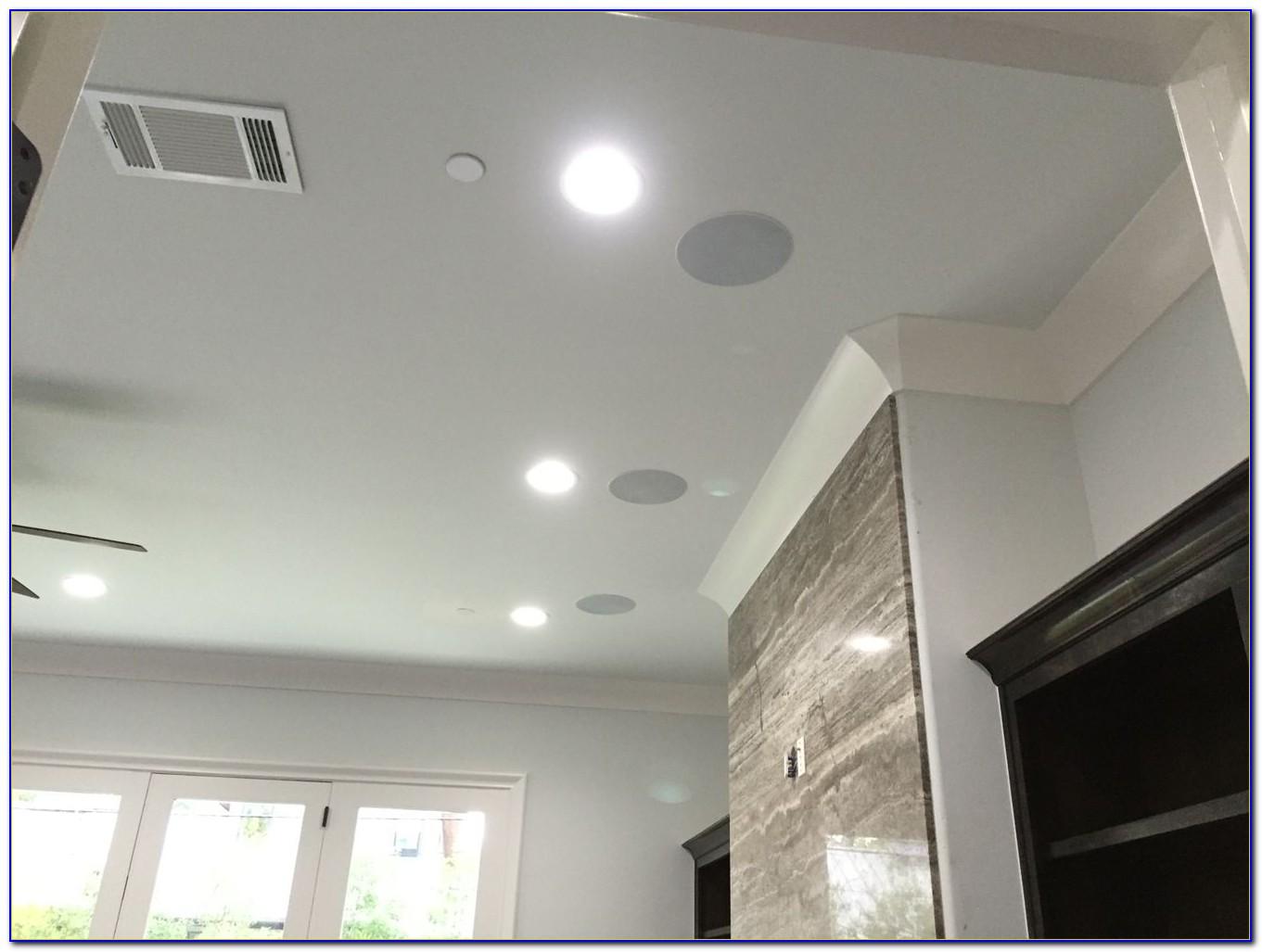 Good Ceiling Speakers Surround Sound