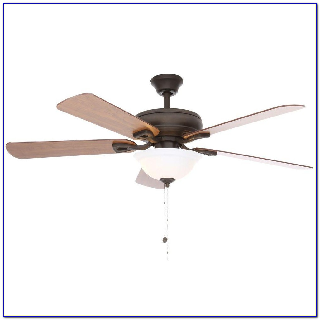 Hampton Bay Altura Oil Rubbed Bronze Ceiling Fan