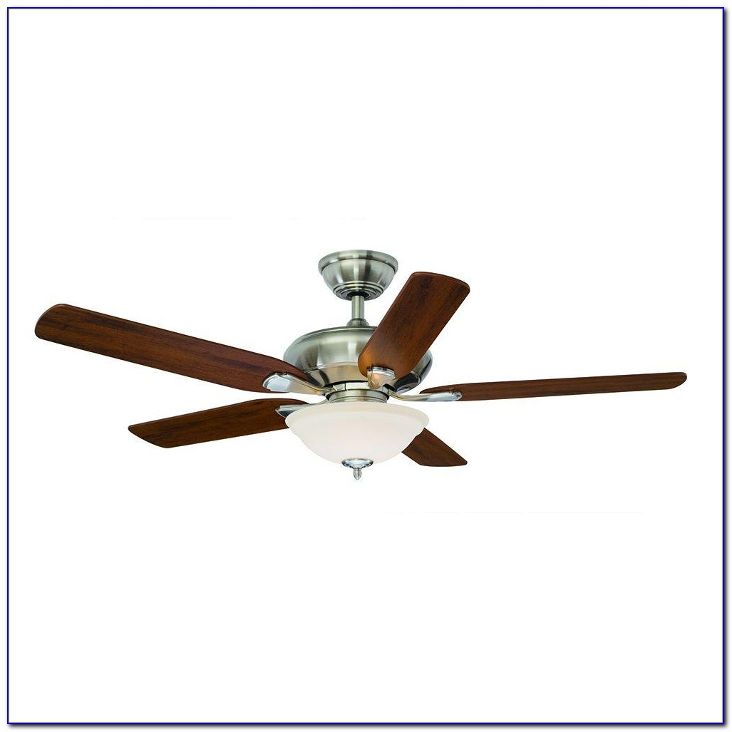Hampton Bay Ceiling Fan With Light Installation Instructions