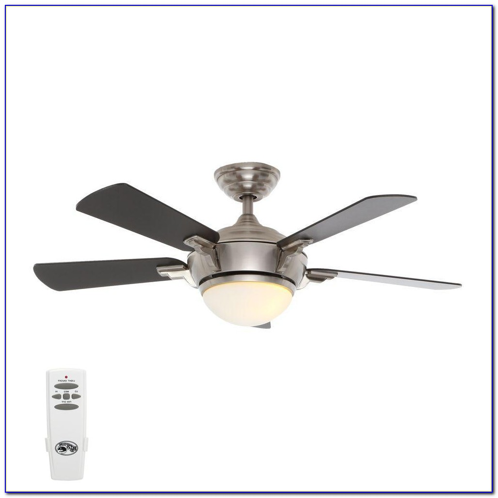 Hampton Bay Ceiling Fans With Light Kit
