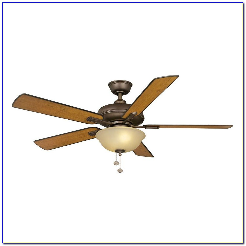 Hampton Bay Farmington 52 In Bronze Ceiling Fan