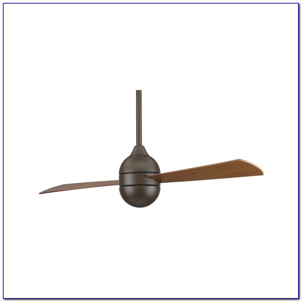 Hampton Bay Flush Mount Outdoor Ceiling Fan
