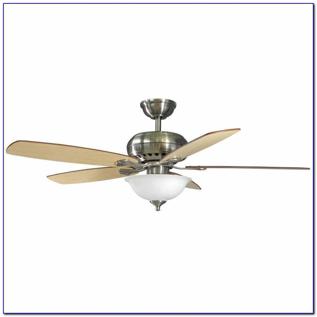 Hampton Bay Industrial Ceiling Fan Installation
