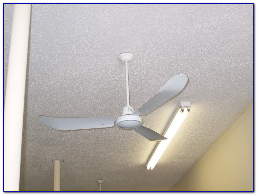 Hampton Bay Industrial Ceiling Fans