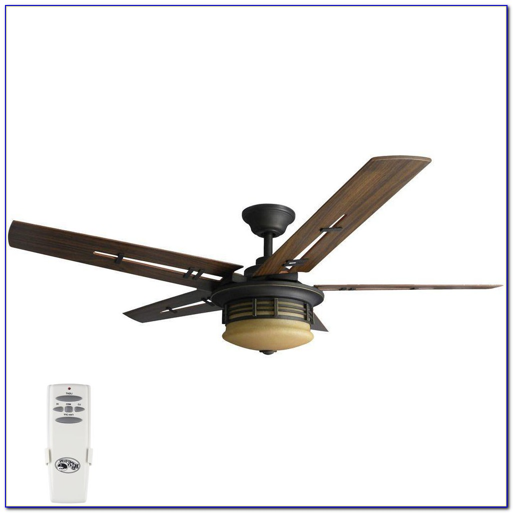 Hampton Bay Oil Rubbed Bronze Ceiling Fan