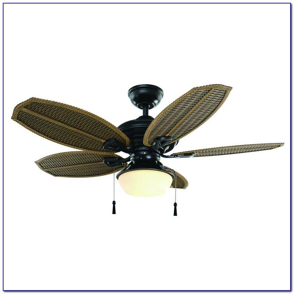 Hampton Bay Palm Beach Ceiling Fan