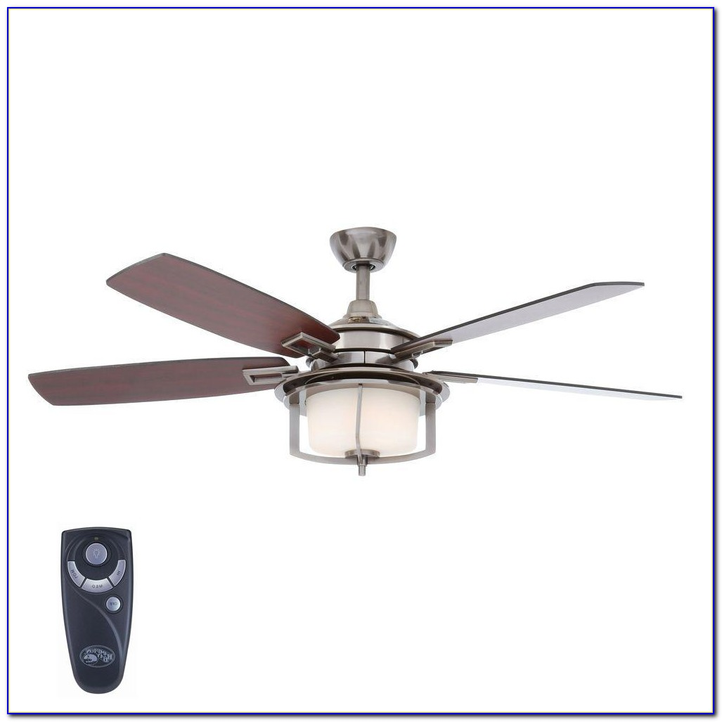 Hampton Bay Remote Ceiling Fan Troubleshooting
