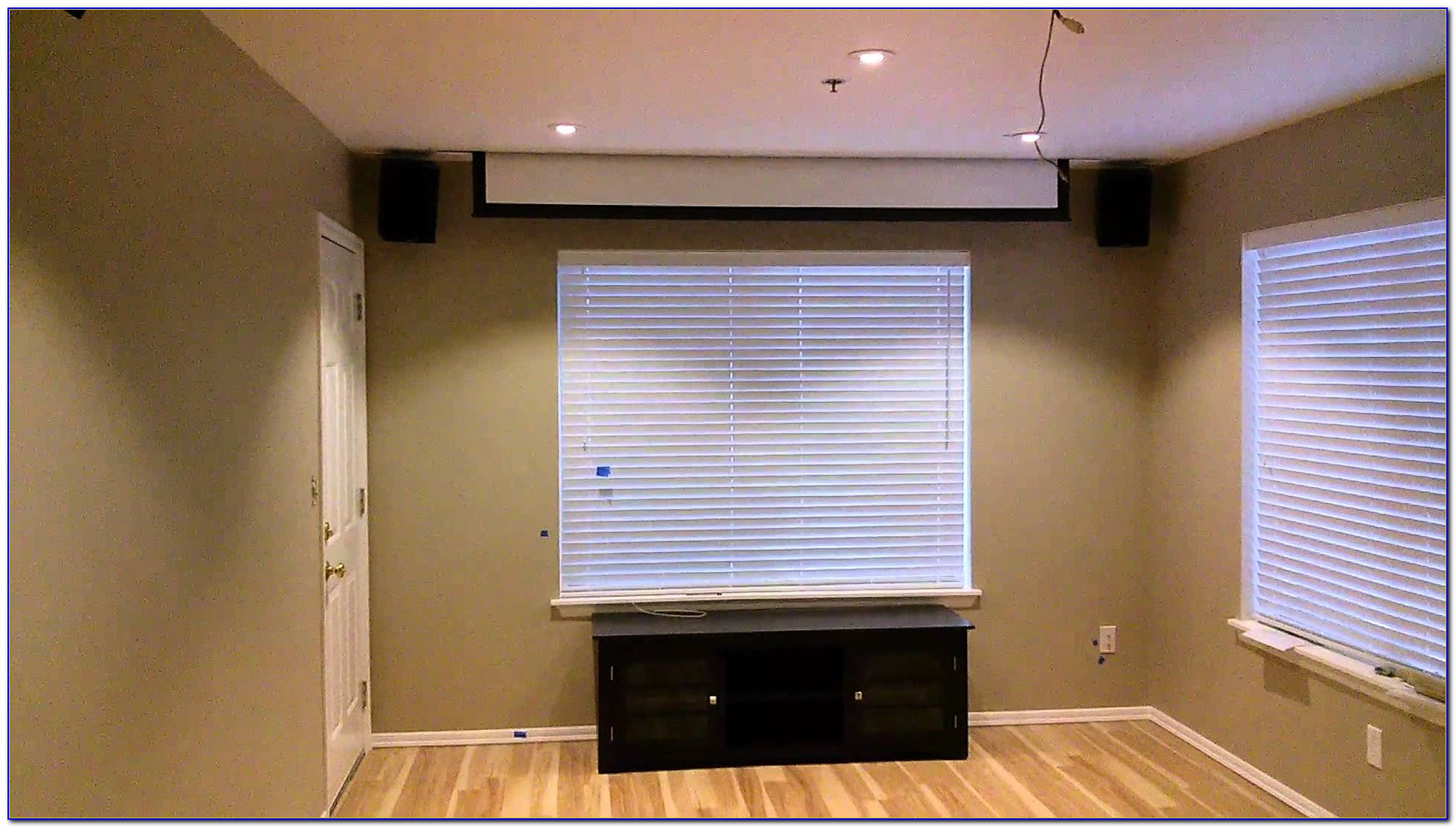 Hang Projector From Vaulted Ceiling
