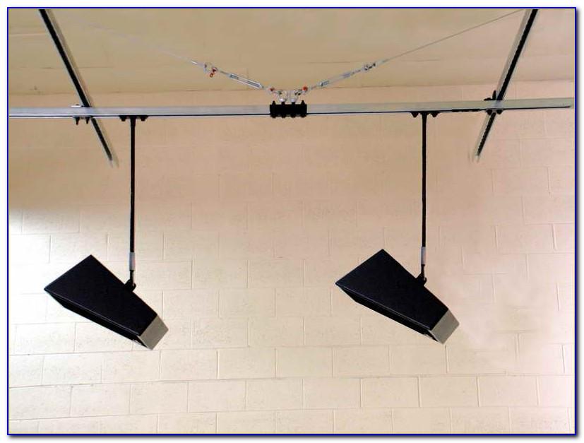 Hang Speakers From Ceiling