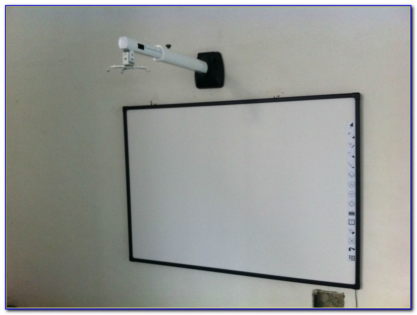 Hanging Projector Screen From Ceiling