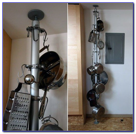 Hanging Rack For Pots And Pans