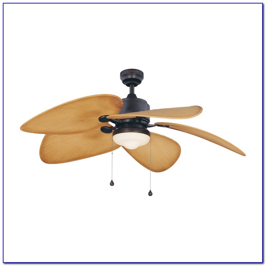 Harbor Breeze Aero Ceiling Fan Pewter
