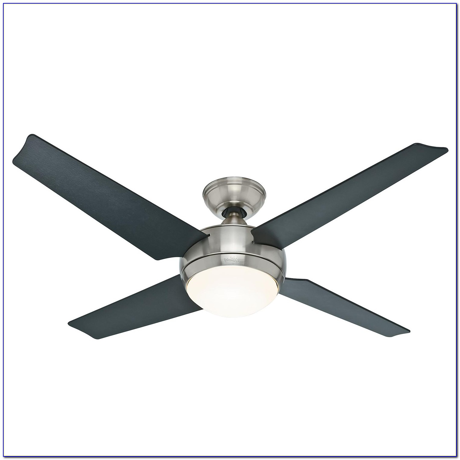 Harbor Breeze Ceiling Fan With Clear Blades