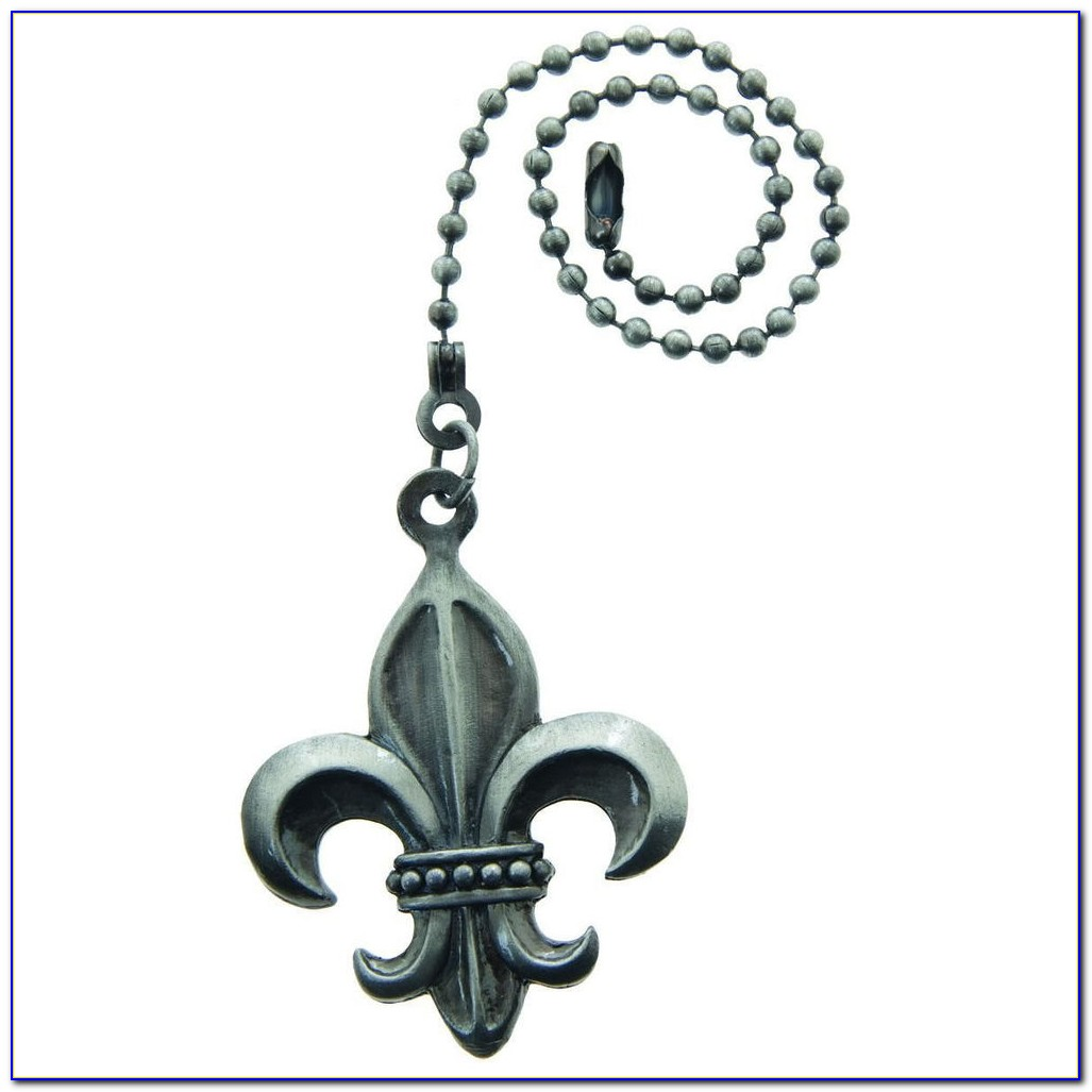 Harbor Breeze Fleur De Lis Ceiling Fan