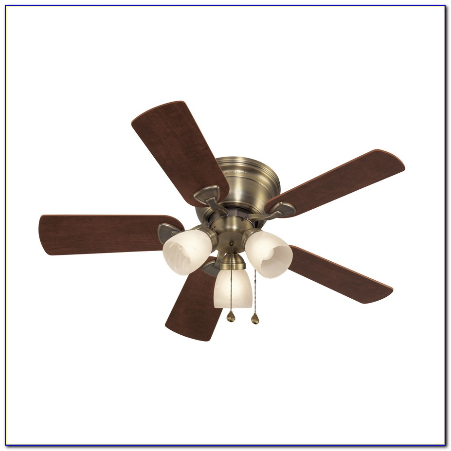 Harbor Breeze Hive Series Flush Mount Ceiling Fan