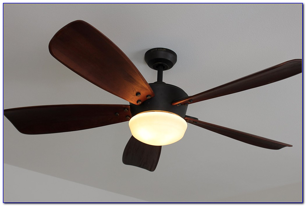 Harbor Breeze Saratoga Ceiling Fan Installation