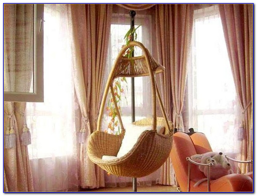 How To Hang A Swinging Chair From Ceiling