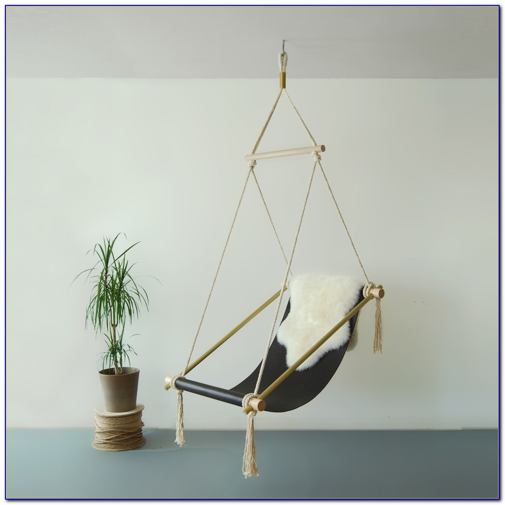 How To Hang Bubble Chair From Ceiling