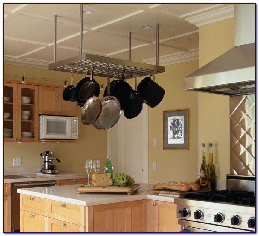 How To Hang Flower Pots From Ceiling