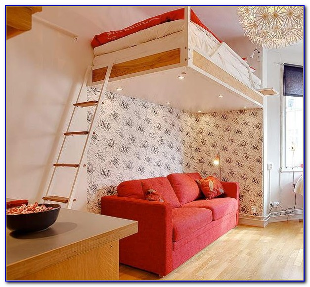 How To Make A Bed That Hangs From The Ceiling