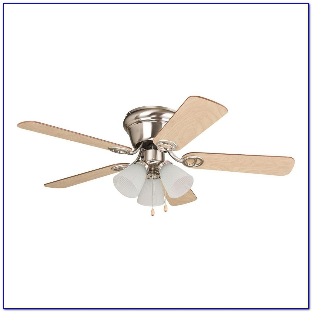 Hunter 44 Ridgefield White Ceiling Fan