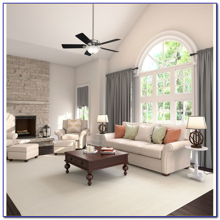 Hunter 52 Waldon Onyx Bengal Bronze Ceiling Fan
