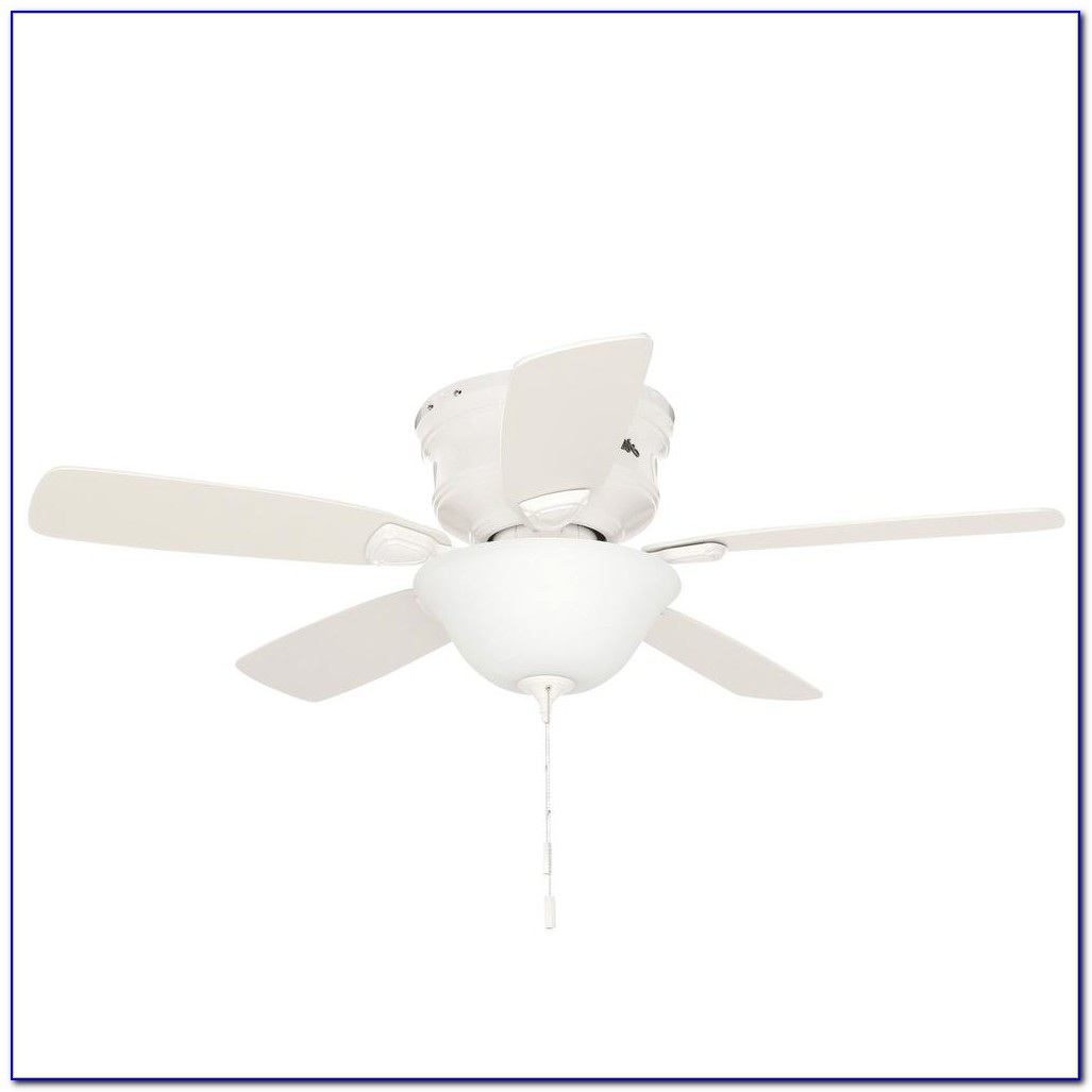 Hunter Annabelle 44 In. White Ceiling Fan