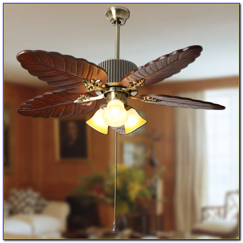 Hunter Banana Leaf Ceiling Fan
