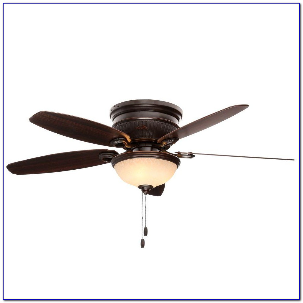 Hunter Brittany Bronze Ceiling Fan