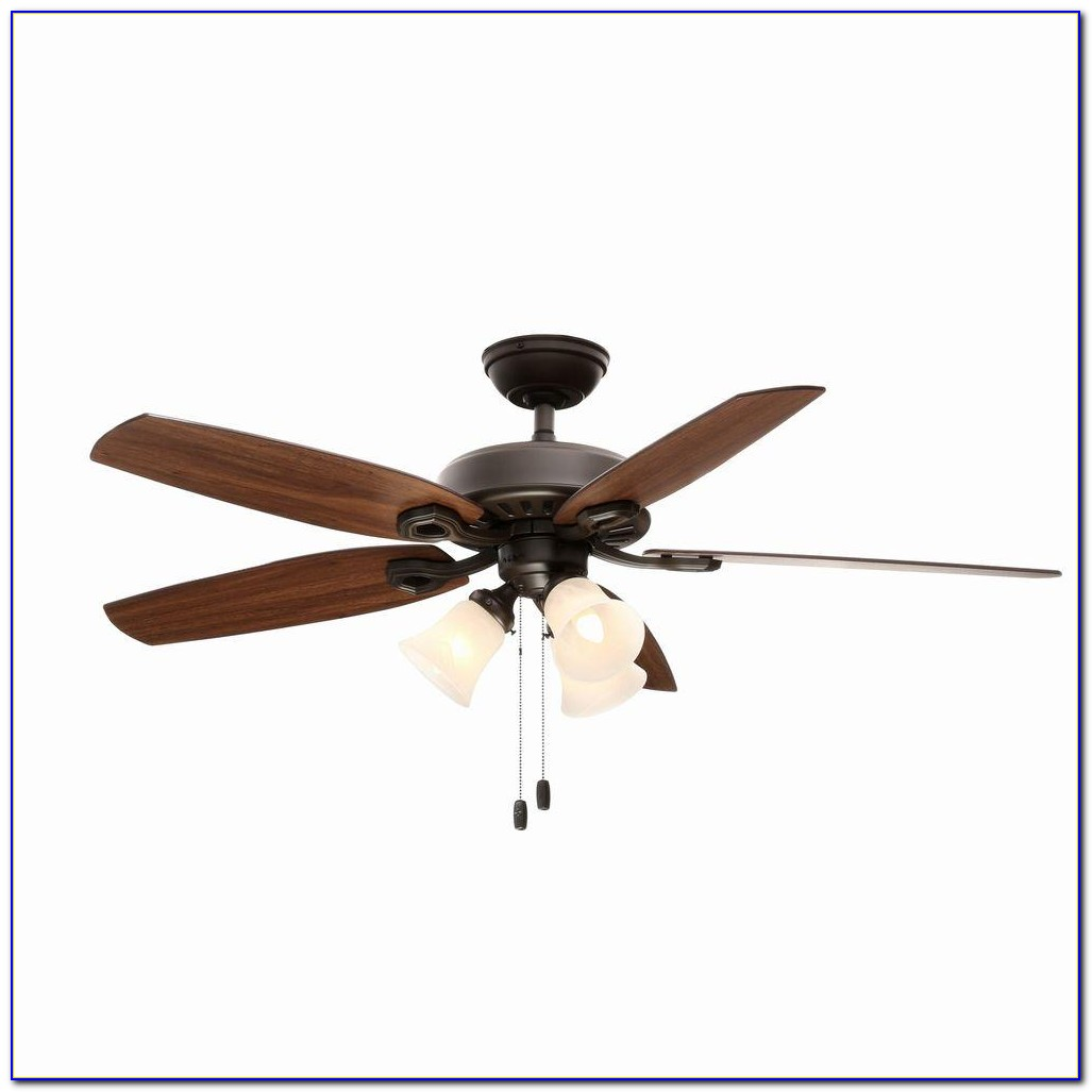 Hunter New Bronze Ceiling Fan