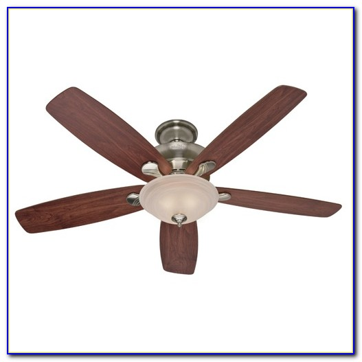 Hunter Ridgefield Ceiling Fan Installation