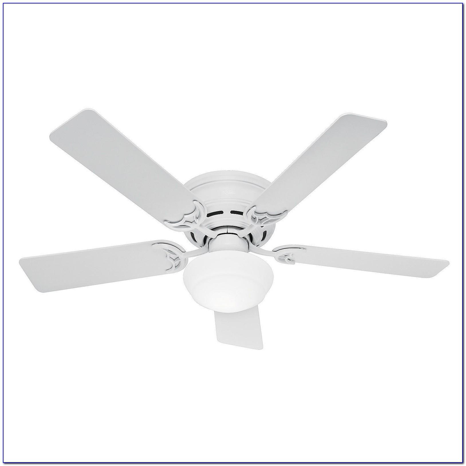 Hunter White Ceiling Fan 42