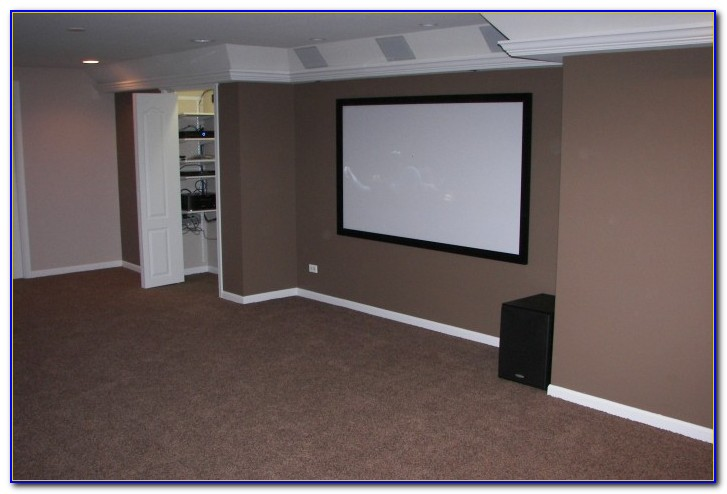 In Ceiling Home Theater Speakers Placement