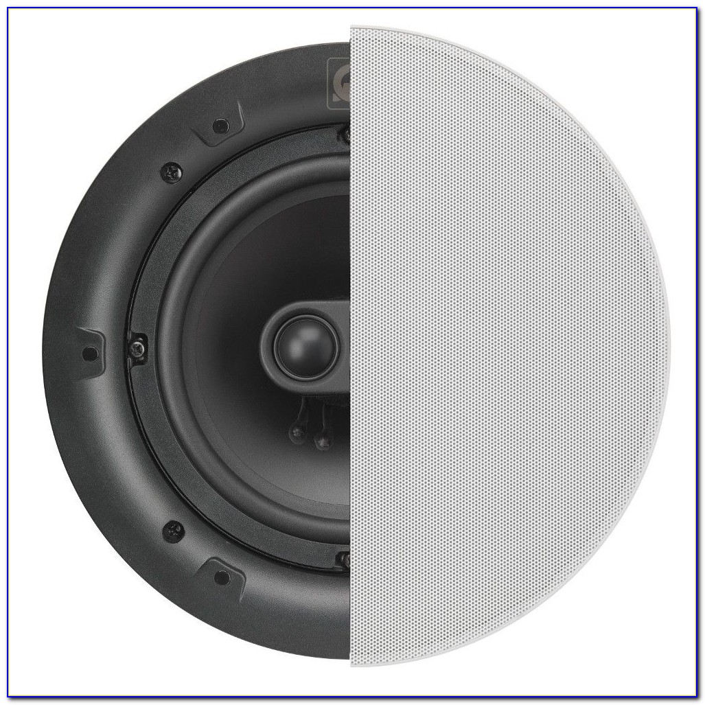 In Ceiling Stereo Input Speakers