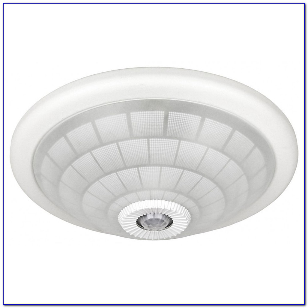 Indoor Motion Detector Ceiling Light