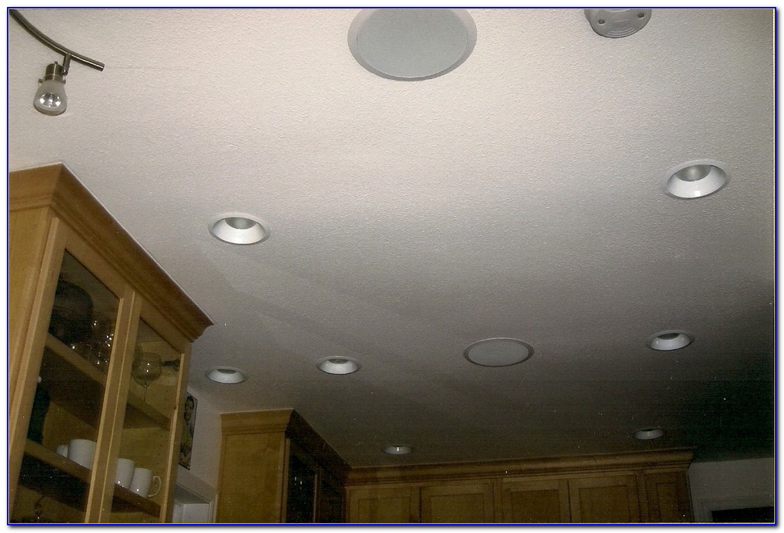 Install In Ceiling Speakers Drop Ceiling