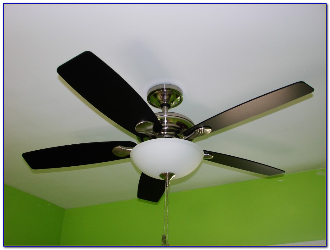 Install Light Fixture Ceiling Fan